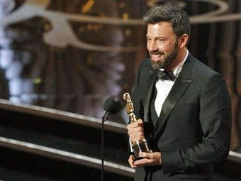 Éstos son los ganadores de los premios Oscar 2013