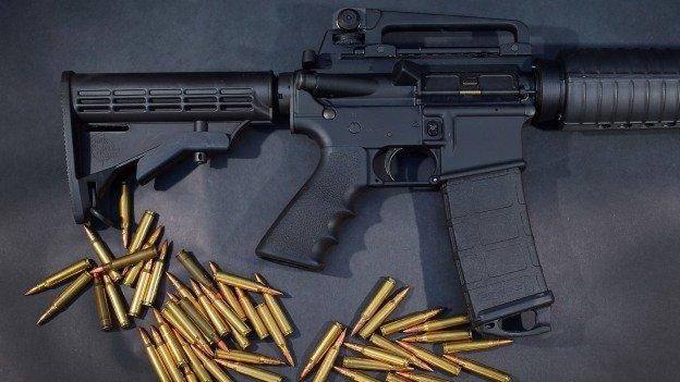Las armerías de Estados Unidos sequedan sin armas