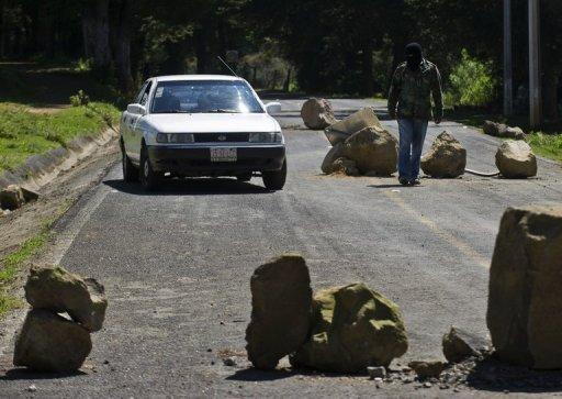 Alcaldes mexicanos que pagan al narcotráfico para no ser sus víctimas