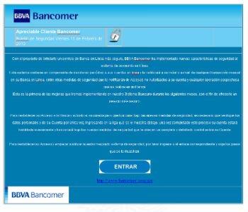 Cómo detectar mails bancarios fraudulentos