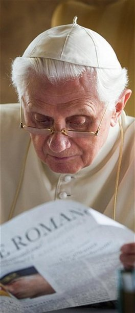 El título de Benedicto XVI tras su retiro