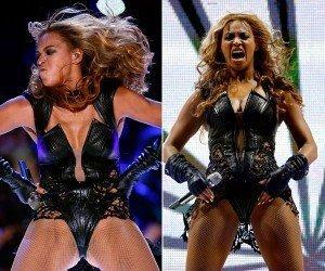 Las fotos que Beyoncé quiso mantener en secreto