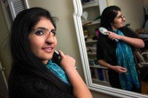 Fotos: el nuevo rostro de la mujer afgana mutilada