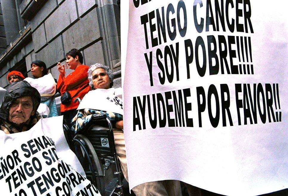 Video: Qué relación hay entre el cáncer y la pobreza