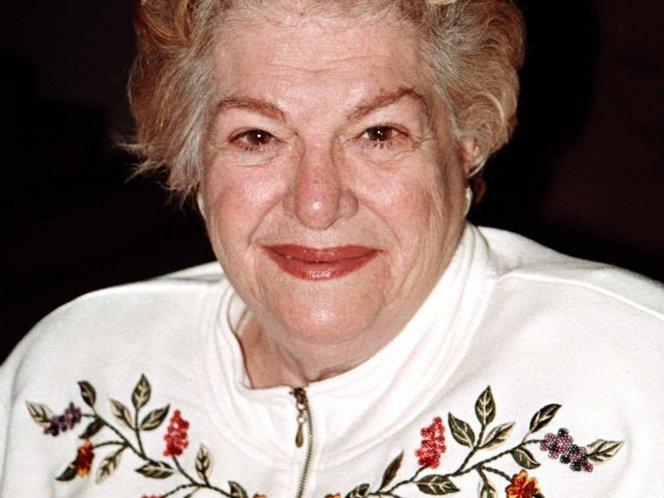 Murió la actriz Carmen Montejo a los 87 años