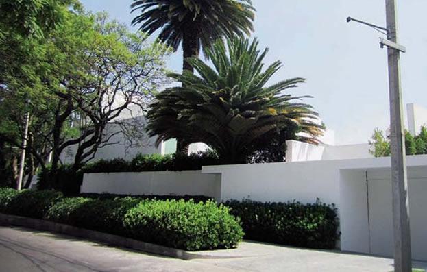 Foto: La nueva residencia de Enrique Peña Nieto