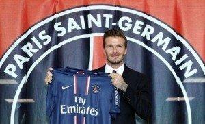 David Beckham dona todo su sueldo a los niños desfacorecidos