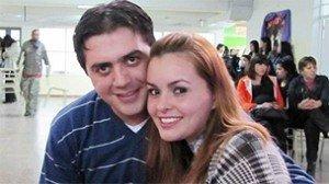 Edith Casas y Víctor Cingolani
