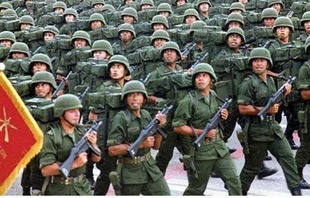 Historia del Ejército mexicano