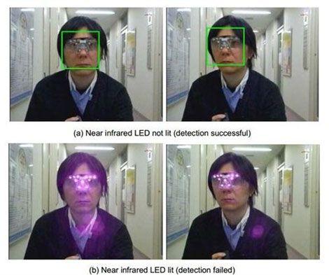 Crean unos lentes que ocultan la identidad