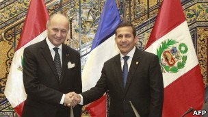 ¿Qué busca Francia en Latinoamérica?