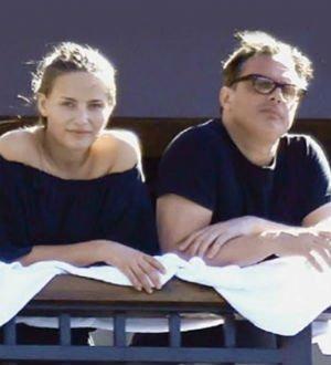 Foto: Luis Miguel y su nueva novia en la playa