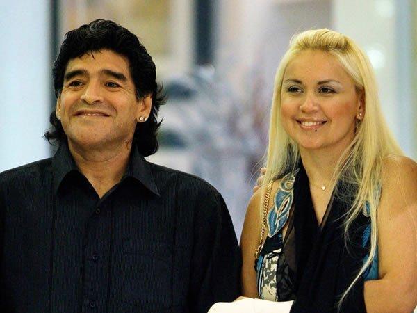 Nació el hijo de Diego Armando Maradona