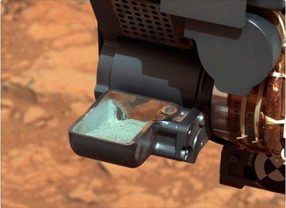 El verdadero color del planeta Marte