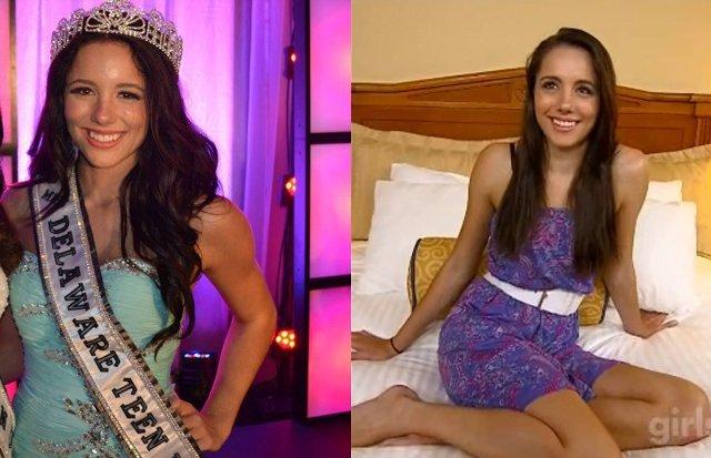 Miss Teen USA Delaware renuncia a la corona por un video privado