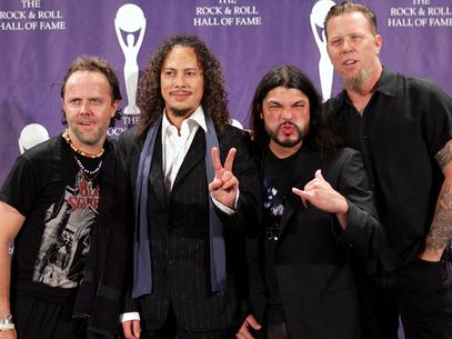 Usaban música de Metallica para torturar prisioneros en Iraq