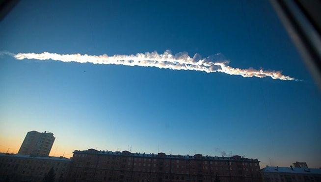 Meteorito en Rusia deja más de 700 heridos