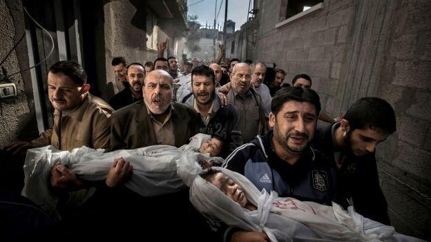 Gaza gana el World Press Photo 2012
