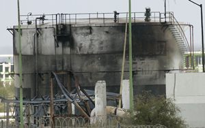 ¿Cuál fue la causa de la explosión en Pemex?