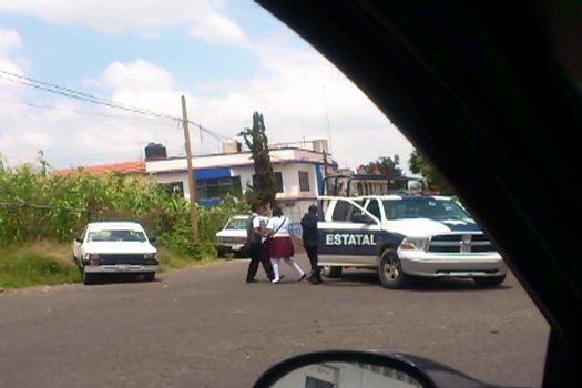 Video: Extorsión a policía de Aguascalientes