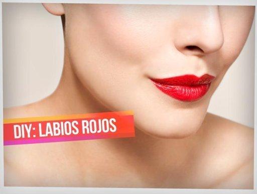 Cómo lograr labios rojos perfectos