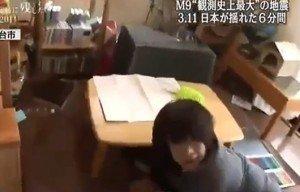 Videos jamás vistos del terremoto de 2011 en Japón