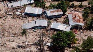 Mueren cinco personas por un tsunami en las islas Salomón