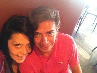 Alejandra Guzmán se casa con el médico Adrián Tovar