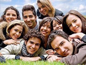Los beneficios de tener amigos cerca