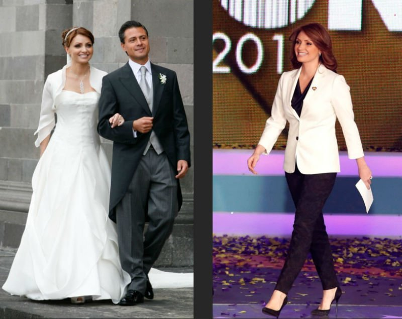 Las Primeras Damas mejor vestidas del mundo