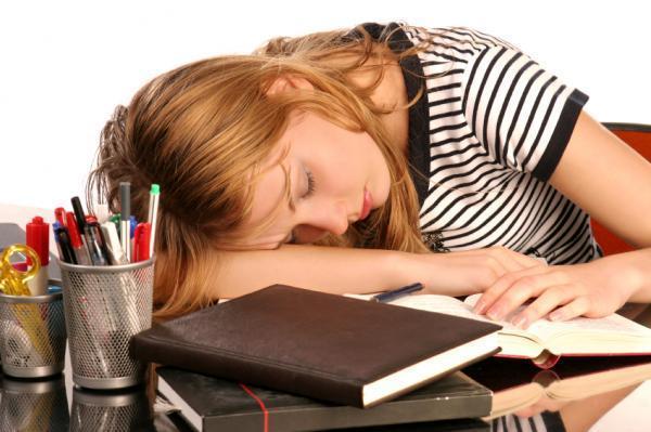 ¿Qué significa 'deudas de sueño'?
