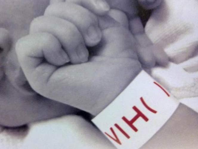 Bebé se cura del VIH