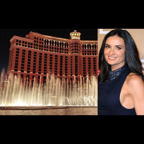 Los casinos favoritos de los famosos en Las Vegas