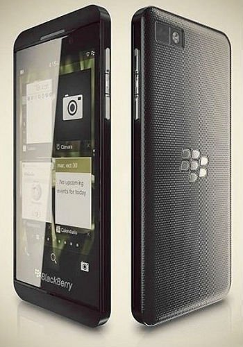 BlackBerry Z10:  Ficha técnica y fotos