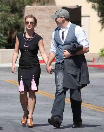Foto: Britney Spears presenta a nuevo novio
