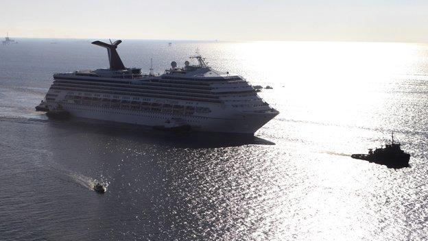 Otro crucero de Carnival con problemas en el Caribe