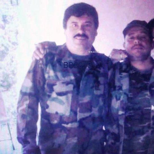 Supuesta foto reciente de Joaquín 'El Chapo' Guzmán
