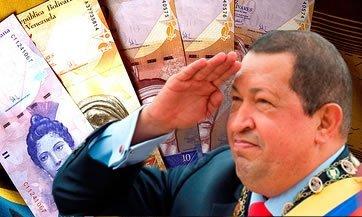 Qué dejó Hugo Chávez a nivel económico?