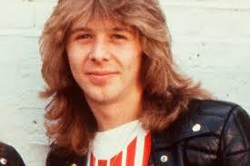 Murió Clive Burr, ex baterista de Iron Maiden