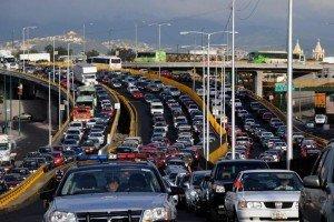 Cómo afecta el congestionamiento de autos
