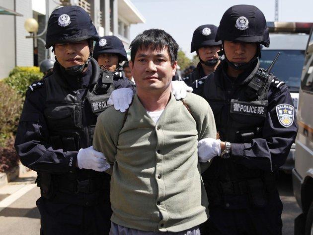 Transmisión en vivo de la ejecución del criminal más buscado