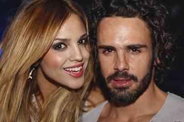 Eiza González y Pepe Díaz terminan por infidelidad