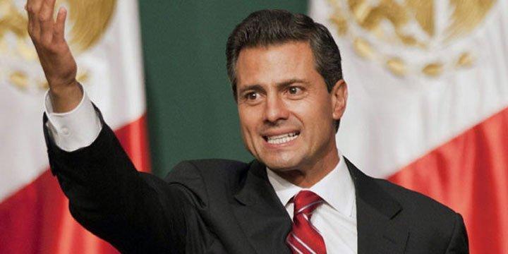 Enrique Peña Nieto apoya cambios en el PRI para la discusión fiscal