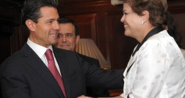 México y Brasil suprimen la visa