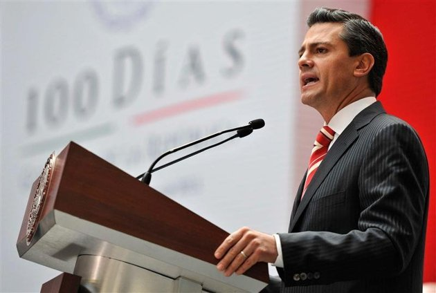 Qué no se dijo en el informe de 100 días de Enrique Peña Nieto