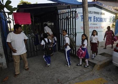 Así actúan las 'mini mafias' en escuelas mexicanas
