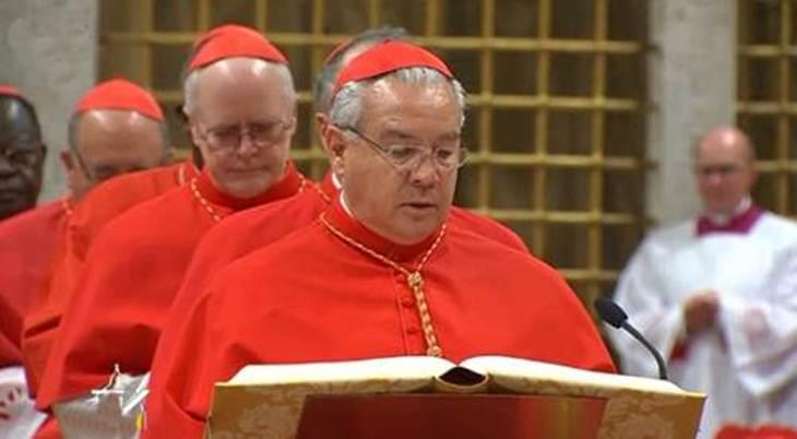 Francisco Robles Ortega, la mejor opción papable para los italianos