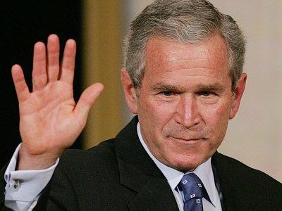 Conoce la dirección de email de George W. Bush
