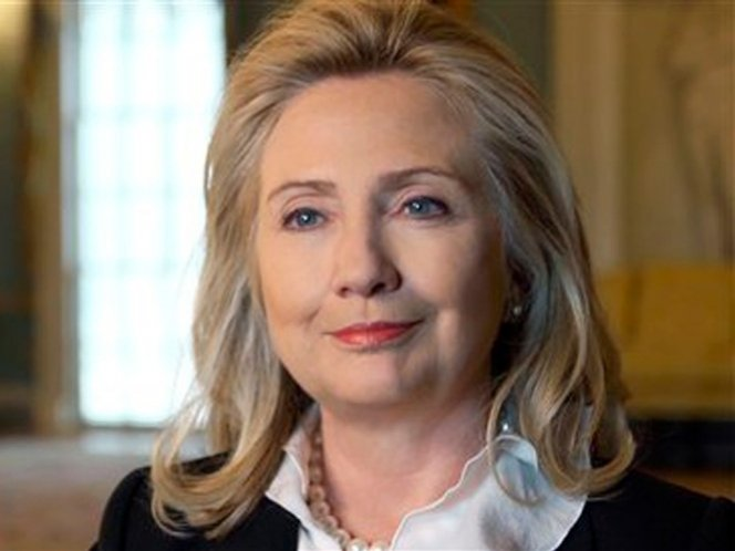 Hillary Clinton a favor del matrimonio gay - Video
