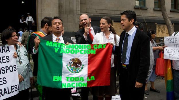 ¿Cuándo comenzaron los términos homofóbicos en México?
